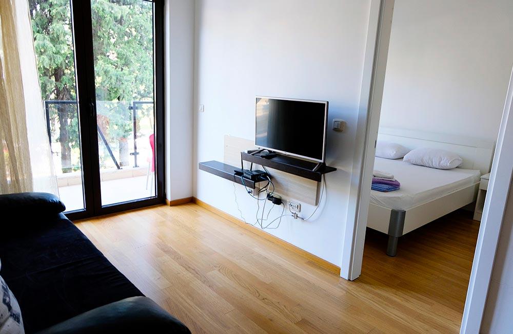 Квартира с 2 спальнями в центре Будвы №3