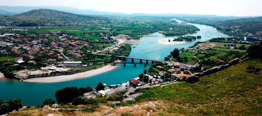Албания Шкодер