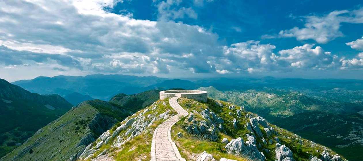 Национальный парк Ловчен и первая столица Черногории - Цетинье