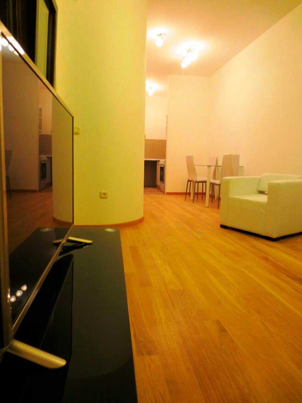 Квартира с 1 спальней в самом центре Будвы